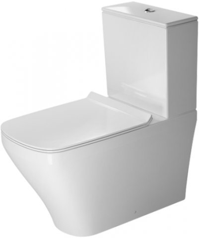 duravit stand wc durastyle kombi 72cm tiefsp ler f r sp lkasten abgang vario. Black Bedroom Furniture Sets. Home Design Ideas