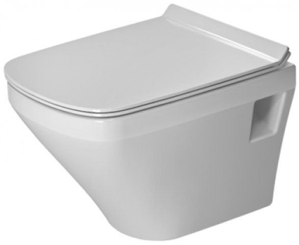 Duravit wall-mounted WC DuraStyle Compact 48cm, dishwasher
