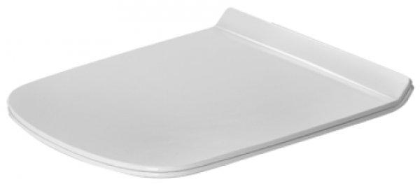 duravit wc sitz durastyle mit softclose scharniere edelstahl. Black Bedroom Furniture Sets. Home Design Ideas