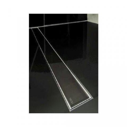 glasabdeckun tecedrainline f r gerade duschrinnen 6007 700mm. Black Bedroom Furniture Sets. Home Design Ideas