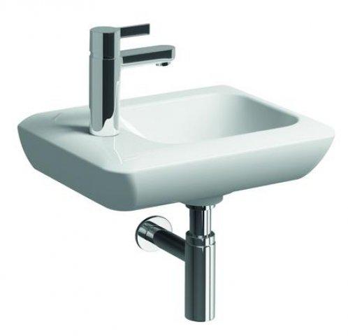 keramag it handwaschbecken ohne berlauf. Black Bedroom Furniture Sets. Home Design Ideas