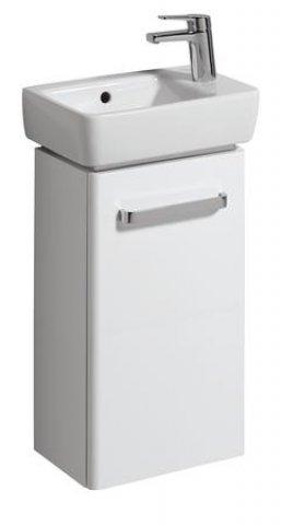 keramag handwaschbecken unterschrank renova nr 1 comprimo neu 348x604x222mm wei matt wei. Black Bedroom Furniture Sets. Home Design Ideas