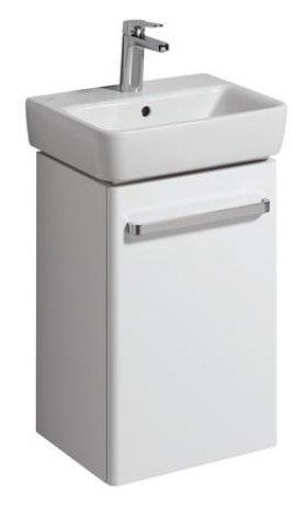 keramag handwaschbecken unterschrank renova nr 1 comprimo neu 399x604x310mm wei matt wei. Black Bedroom Furniture Sets. Home Design Ideas