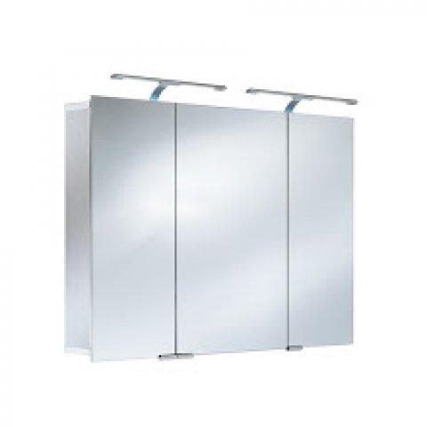 hsk asp 300 led alu spiegelschrank 105x75x17cm 1143105 3 t rig. Black Bedroom Furniture Sets. Home Design Ideas