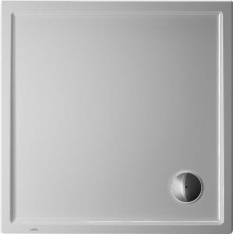 duravit starck slimline quadrat duschwanne 100x100 cm wei. Black Bedroom Furniture Sets. Home Design Ideas
