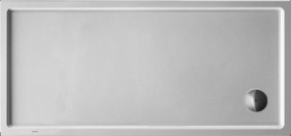 Duravit Starck Slimline Rechteck Duschwanne, 150x70 cm, weiß
