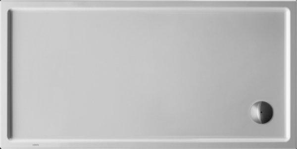 Duravit Starck Slimline Rechteck Duschwanne, 150x75 cm, weiß