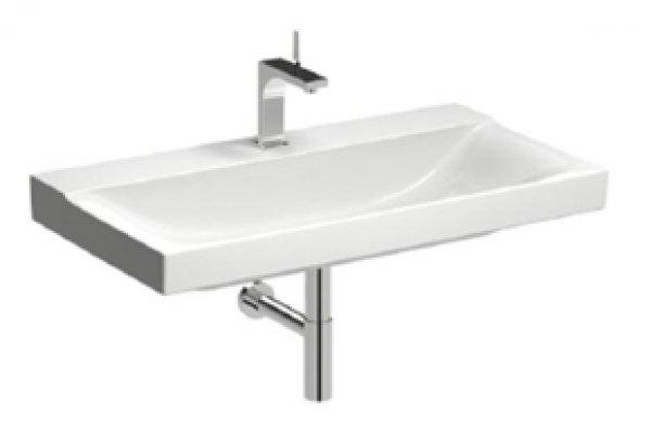 keramag xeno 2 waschtisch mit hahnloch ohne berlauf. Black Bedroom Furniture Sets. Home Design Ideas