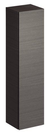 keramag xeno 2 hochschrank 807002 400x1700x351mm holzstruktur grau. Black Bedroom Furniture Sets. Home Design Ideas