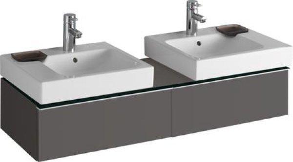 keramag icon waschtischunterschrank 841321 1190x240x477 mm. Black Bedroom Furniture Sets. Home Design Ideas