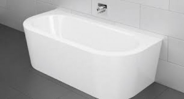 Bette Starlet I Silhouette, 185x85cm, Bathtub pre-wall version, 8320CWVVK