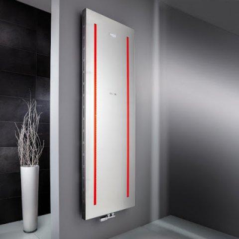 HSK Badheizkörper Atelier LED Breite: 60,8cm, Höhe: 180,6 cm, Farbe: Weiß
