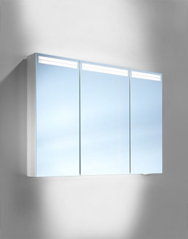 schneider spiegelschrank arangaline 100 3 led. Black Bedroom Furniture Sets. Home Design Ideas