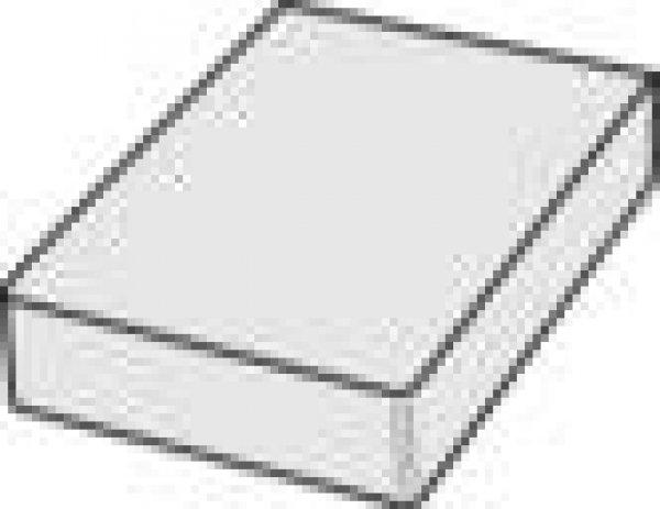 Keramag Renova Nr. 1 Comfort Abdeckplatte 270x50x300 mm, Karamell matt, 808628
