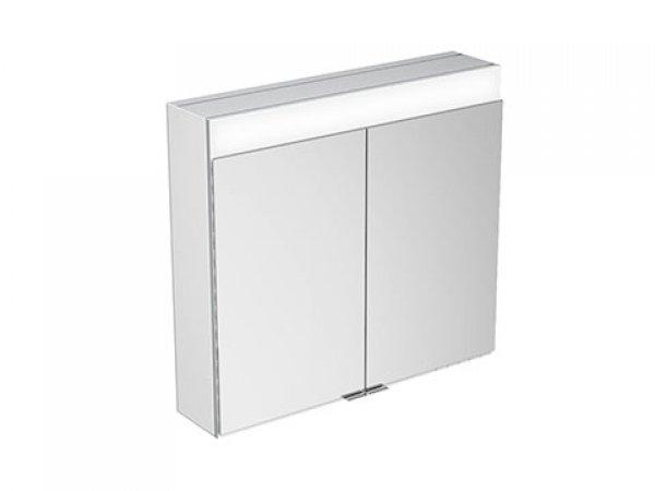 Keuco Edition 400 Spiegelschrank 21521, Wandvorbau, 710x650x167 mm