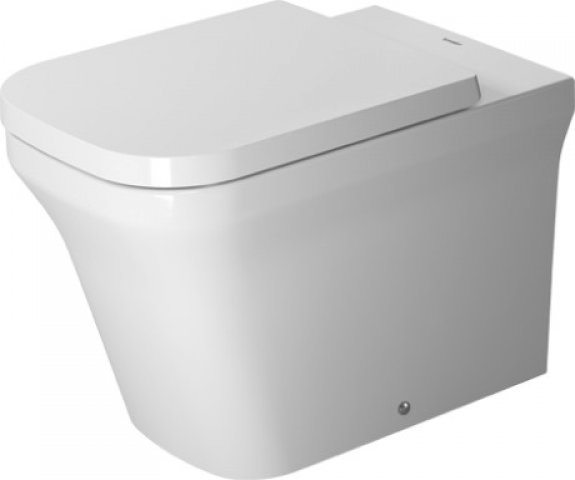 duravit p3 comforts stand wc duravit rimless 4 5 l 380 mm. Black Bedroom Furniture Sets. Home Design Ideas