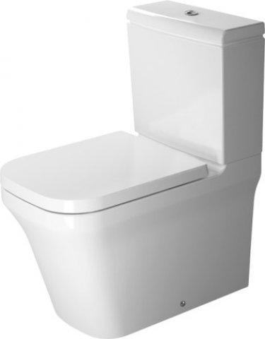 duravit p3 comforts stand wc kombination duravit rimless 4 5 l 380mm. Black Bedroom Furniture Sets. Home Design Ideas