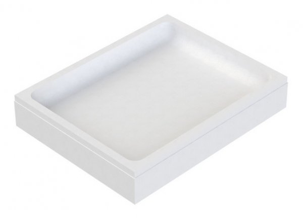 Illbruck Poresta tub support for Subway shower tray 100x80cm