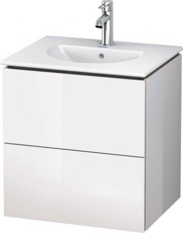 duravit l cube waschtischunterbau wandh ngend 2 schubk sten 520mm. Black Bedroom Furniture Sets. Home Design Ideas