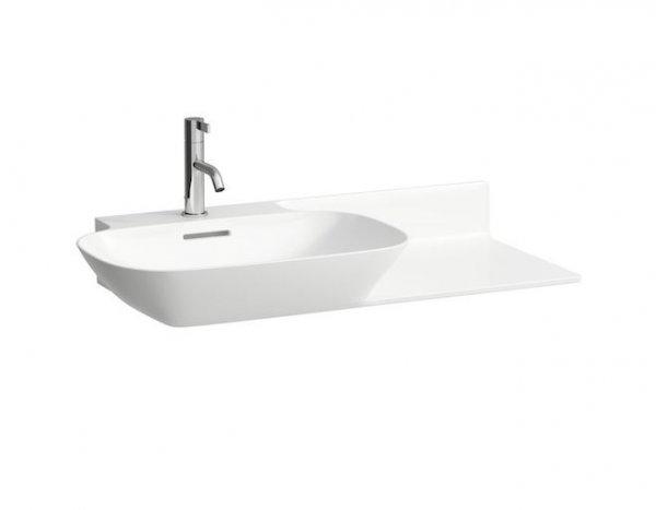 laufen ino waschtisch o hahnloch ohne berlauf keramikablage rechts. Black Bedroom Furniture Sets. Home Design Ideas