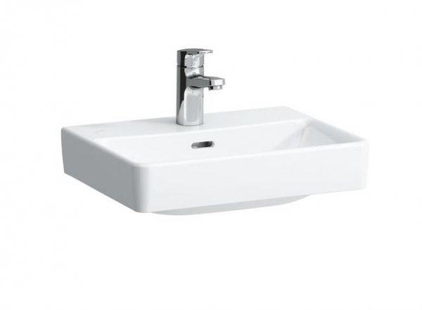 laufen pro s handwaschbecken ohne hahnloch mit berlauf 360x250 wei. Black Bedroom Furniture Sets. Home Design Ideas