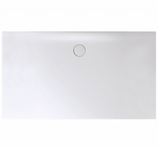 Bette Floor Side shower tray 3397, 160x100cm