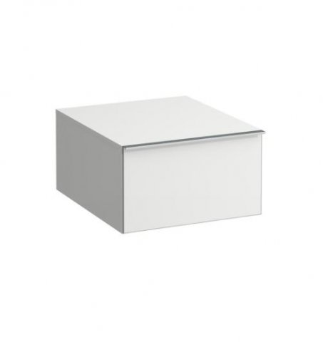 laufen space schubladenelement 1 schublade soft close. Black Bedroom Furniture Sets. Home Design Ideas