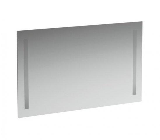 laufen case spiegel integrierte beleuchtung senkrecht 620x51x1000. Black Bedroom Furniture Sets. Home Design Ideas