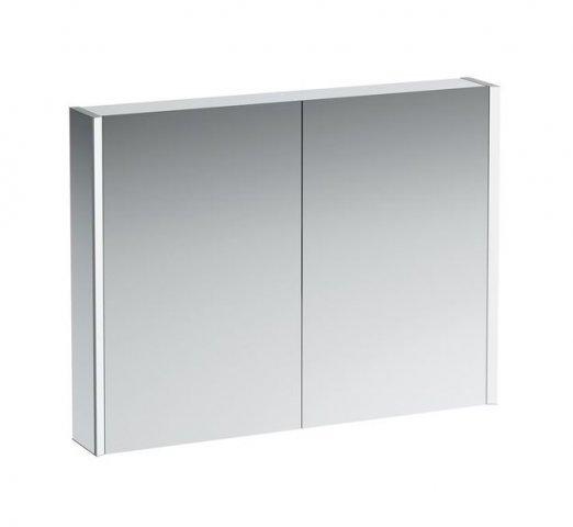 laufen frame 25 spiegelschrank beleuchtung senkrecht anschlag au en. Black Bedroom Furniture Sets. Home Design Ideas