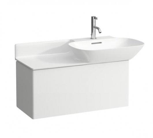 Relativ Laufen Ino Waschtischunterschrank, zu Waschtisch 810301+02, 350x780x80 PJ54