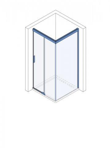 koralle s600plus ma anfertigung schiebet r mit trennwand dstdf2 r. Black Bedroom Furniture Sets. Home Design Ideas