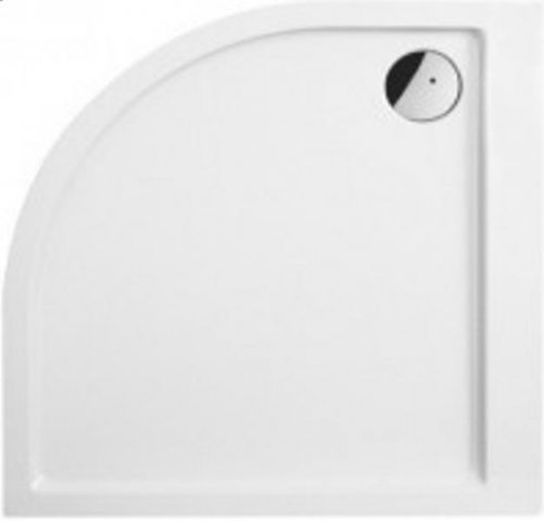 villeroy und boch subway viertelkreis duschwanne 100x100 cm. Black Bedroom Furniture Sets. Home Design Ideas