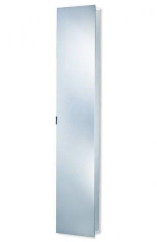 hsk asp 500 alu spiegel hochschrank 35x1750x17 1101035 rechts. Black Bedroom Furniture Sets. Home Design Ideas