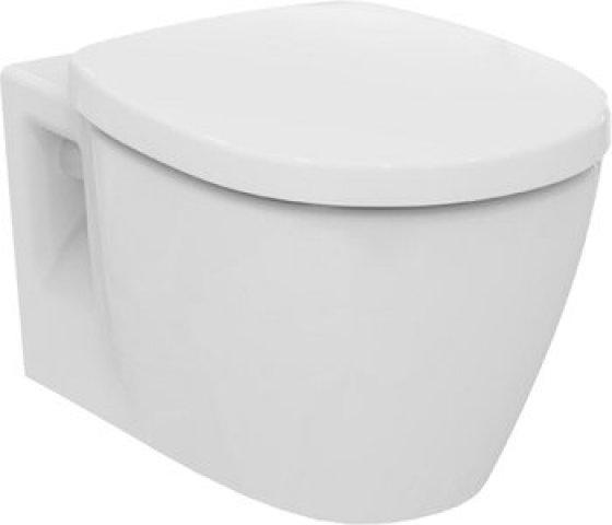 ideal standard connect wandtiefsp lklosett ohne sp lrand e8174. Black Bedroom Furniture Sets. Home Design Ideas