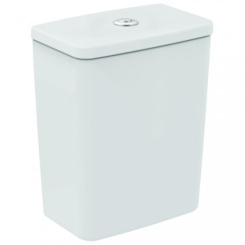 Ideal Standard Connect Air Spülkasten Cube E0734, Farbe: Weiß mit Ideal Plus