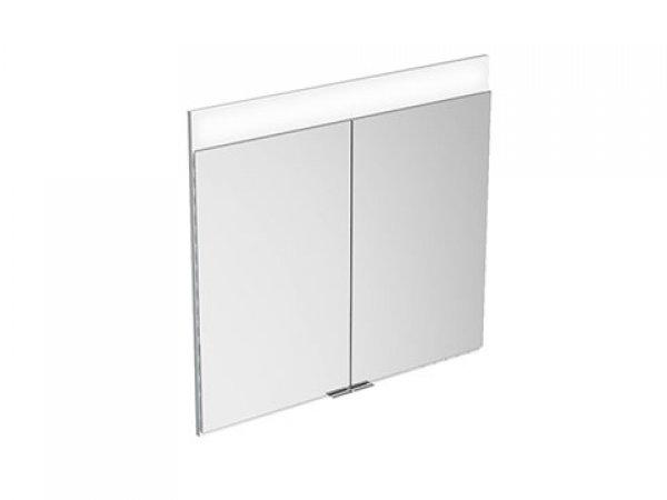 Keuco Edition 400 Spiegelschrank 21541 mit Spiegelheizung, Wandeinbau, 710x650x154 mm