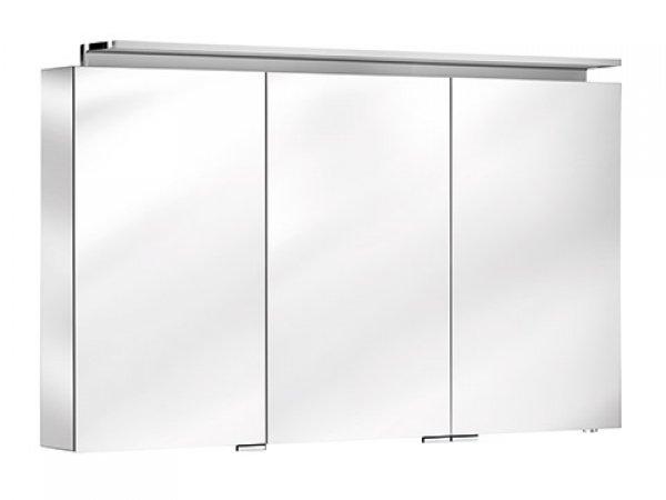 keuco royal l1 spiegelschrank 13605 3 dreht ren 1200mm. Black Bedroom Furniture Sets. Home Design Ideas
