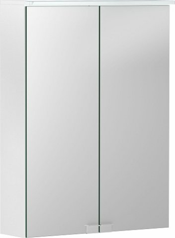 keramag option spiegelschrank basic 801350 500x675x140mm. Black Bedroom Furniture Sets. Home Design Ideas