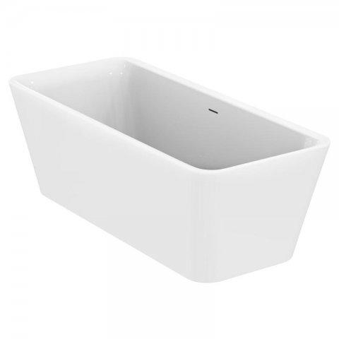 Ideal Standard Tonic II Körperform-Badewanne 1800x800mm, freistehend, mit  Ablauf/Füller, E398201