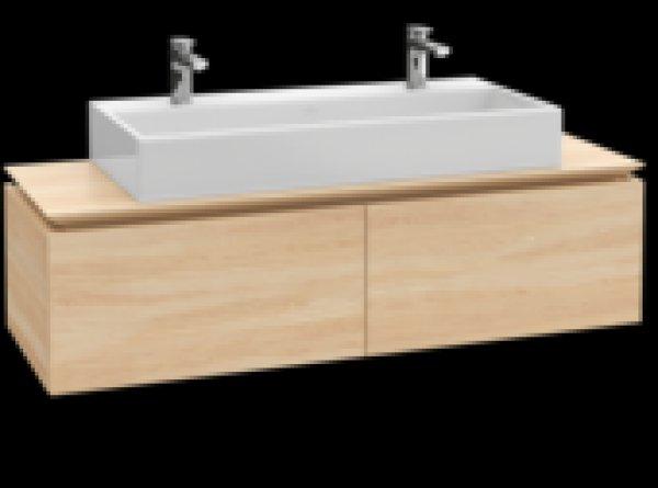 Villeroy & Boch Legato Waschtischunterschrank B144, 1400x380x500mm