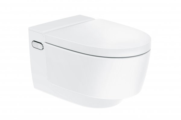 Geberit AquaClean Mera Classic Complete WC system, flush-mounted, wall-mounted WC