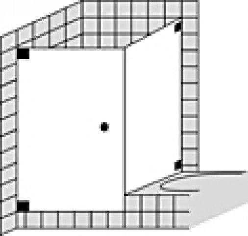 duschkabine inkl montage machen sie den preisvergleich bei nextag. Black Bedroom Furniture Sets. Home Design Ideas