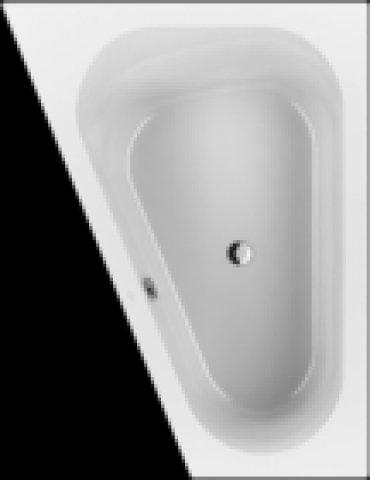 villeroy und boch badewanne acryl spezielle form loop friends oval. Black Bedroom Furniture Sets. Home Design Ideas