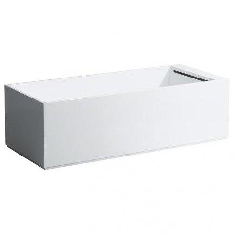 laufen mineralgu badewanne kartell freistehend. Black Bedroom Furniture Sets. Home Design Ideas