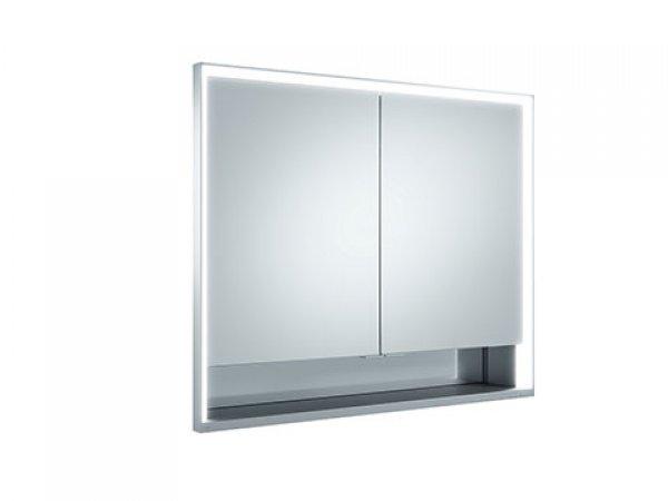 keuco royal lumos spiegelschrank 14313 2 dreht ren 900mm. Black Bedroom Furniture Sets. Home Design Ideas