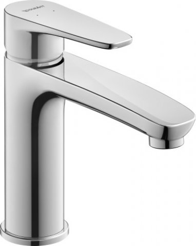 Duravit B.1 Single lever washbasin mixer M, without pop-up waste, 139mm projection