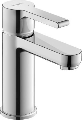 Duravit B.2 Single lever washbasin mixer S, without pop-up waste, 101mm projection