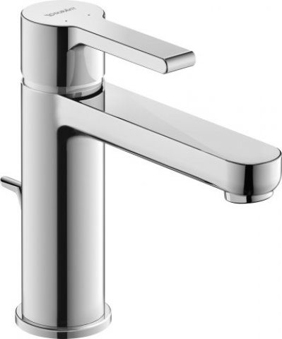 Duravit B.2 Single lever washbasin mixer M, with pop-up waste, 139mm projection