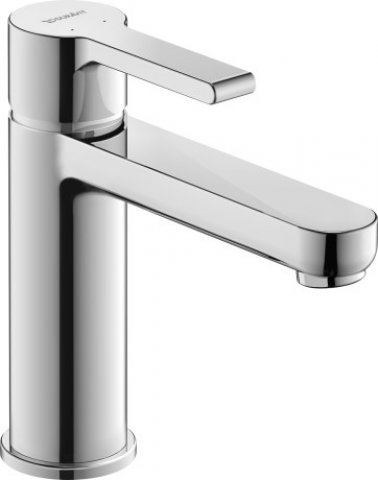 Duravit B.2 Single lever washbasin mixer M, without pop-up waste, 139mm projection