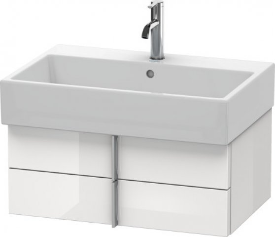 Duravit Vero Air Vanity unit wall-mounted 68.4 x 43.1 cm , 1 drawer, 1 pull-out, for Vero Air 235070